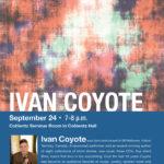 Ivan Coyote
