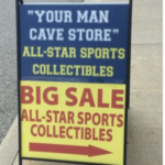 Welcome to the man cave?
